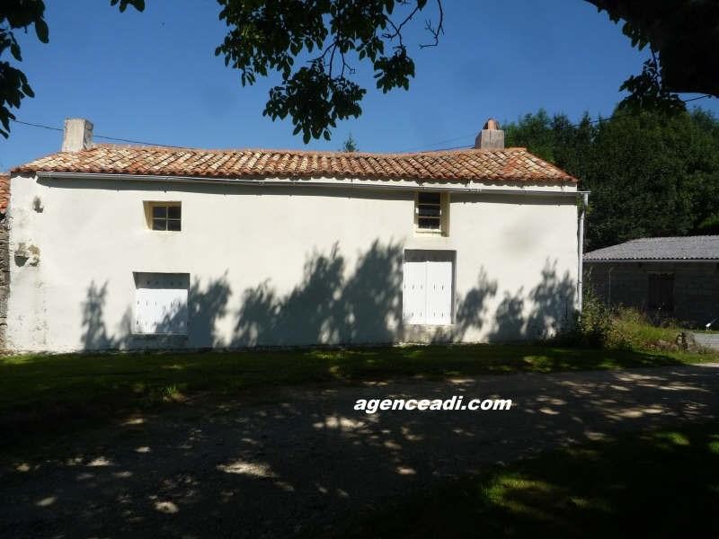 Vente maison / villa Exireuil 18950€ - Photo 1
