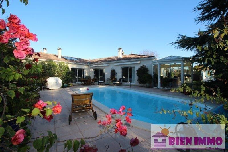 Vente de prestige maison / villa Saint sulpice de royan 566500€ - Photo 1