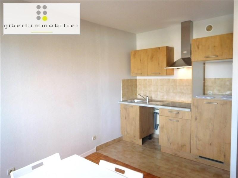 Location appartement Le puy en velay 312,79€ CC - Photo 2