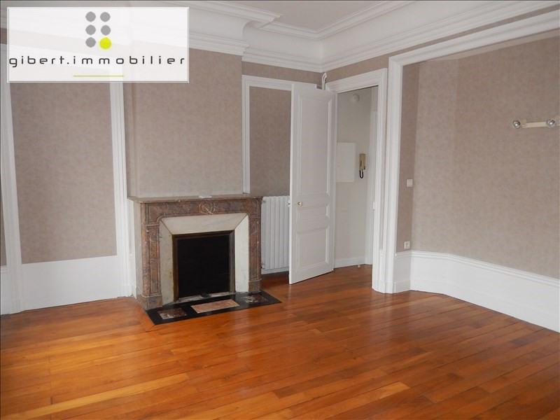 Rental apartment Le puy en velay 381€ CC - Picture 3