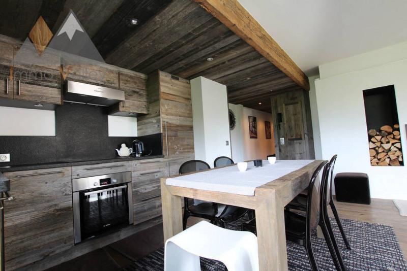 Vente de prestige appartement Megève 595000€ - Photo 3