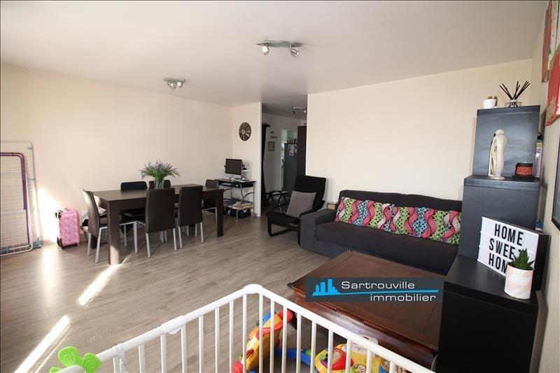 Revenda apartamento Sartrouville 215000€ - Fotografia 1