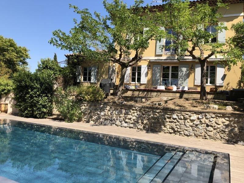 Vente maison / villa Lambesc 770 000€ - Photo 1