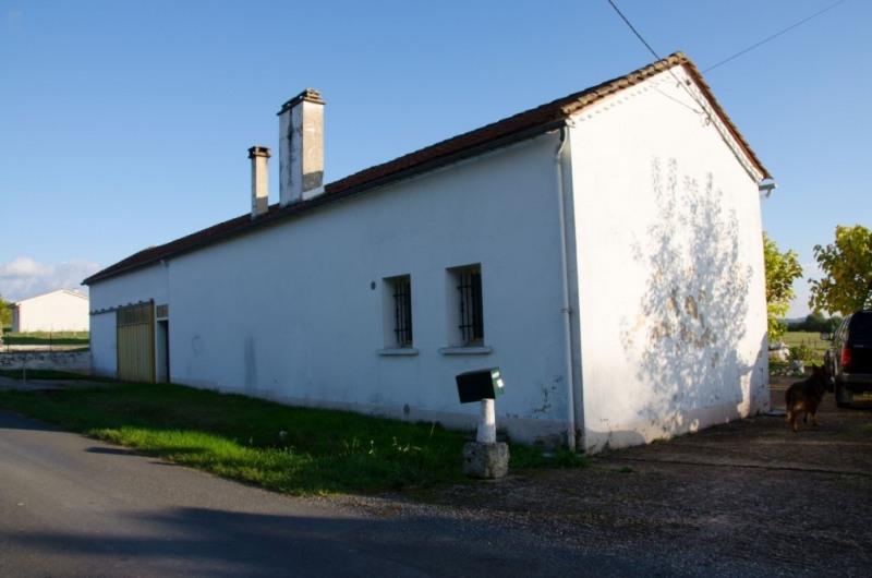 Vente maison / villa Saint aubin de lanquais 128500€ - Photo 2