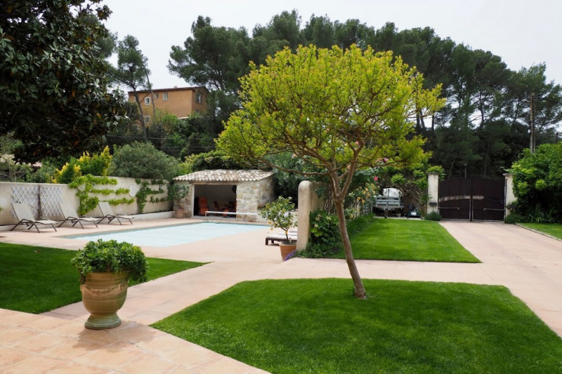 Vente de prestige maison / villa Ventabren 861000€ - Photo 4