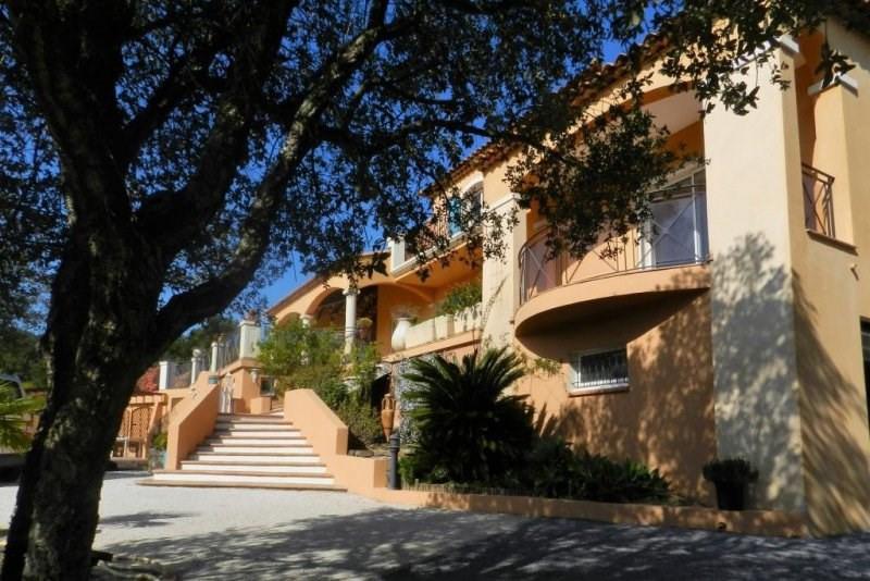 Deluxe sale house / villa Bormes les mimosas 980000€ - Picture 2