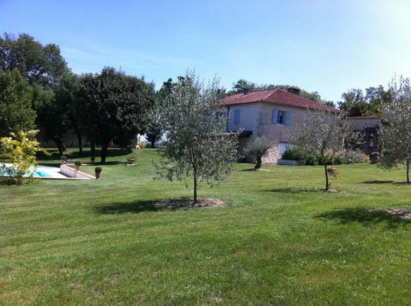 Vente de prestige maison / villa Brugnens 756000€ - Photo 9
