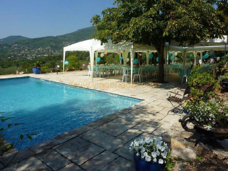 Deluxe sale house / villa Fayence 892500€ - Picture 4