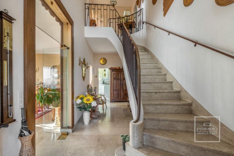 Vente de prestige maison / villa Saint didier au mont d'or 895000€ - Photo 4