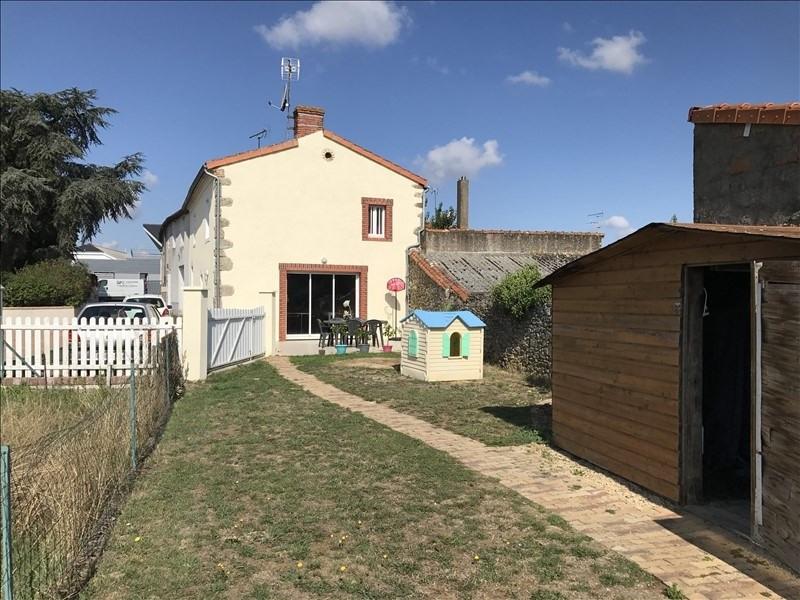 Vente maison / villa Roussay 149800€ - Photo 4