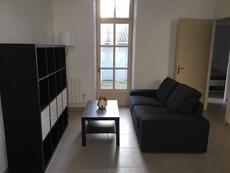Rental apartment La roche sur yon 399€ CC - Picture 1