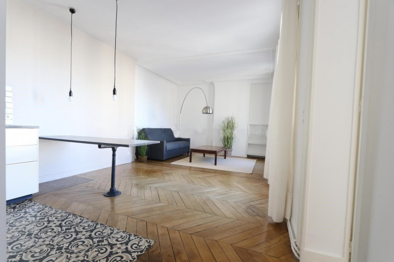 Rental apartment Paris 16ème 2000€ CC - Picture 2