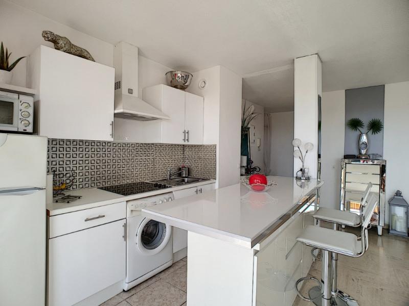 Sale apartment Villeneuve loubet 275600€ - Picture 2