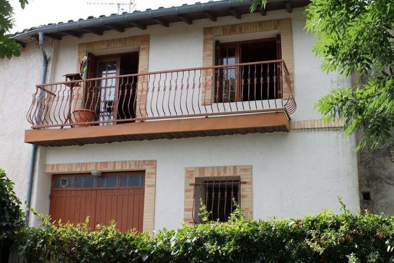 Maison de village st felix lauragais - 3 pièce (s) - 85 m²