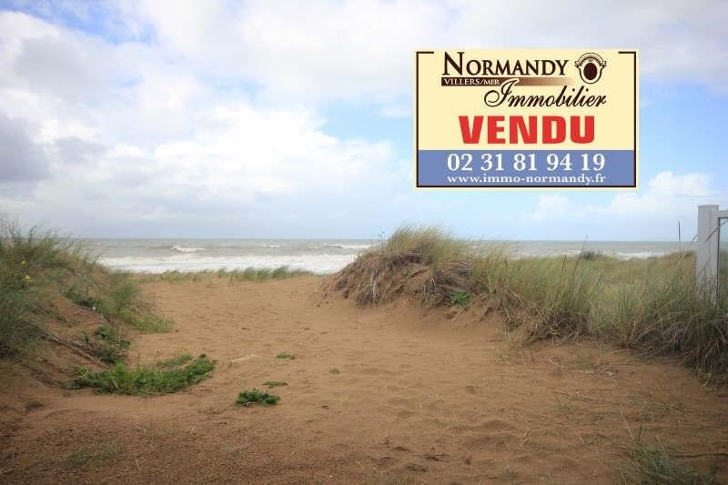 Deluxe sale house / villa Villers sur mer 720000€ - Picture 1