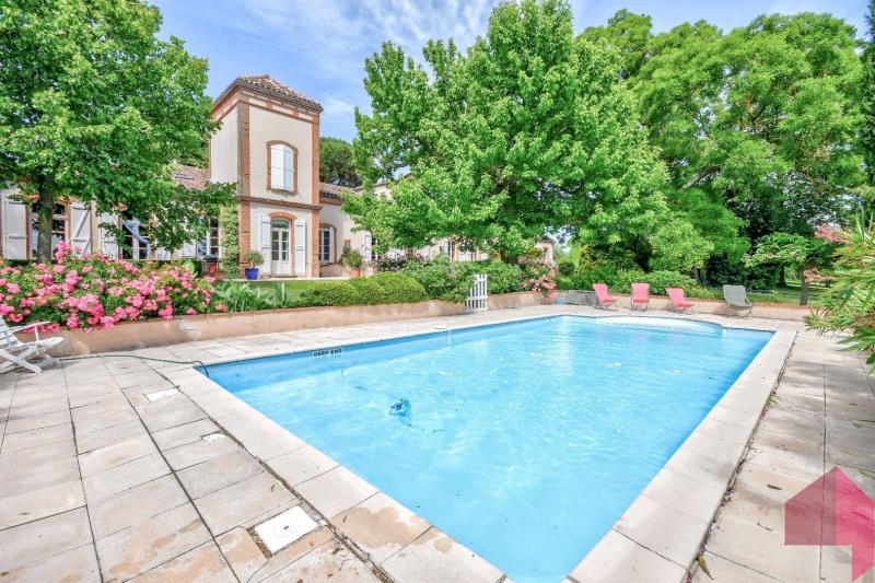 Deluxe sale house / villa Saint-orens-de-gameville 870000€ - Picture 1