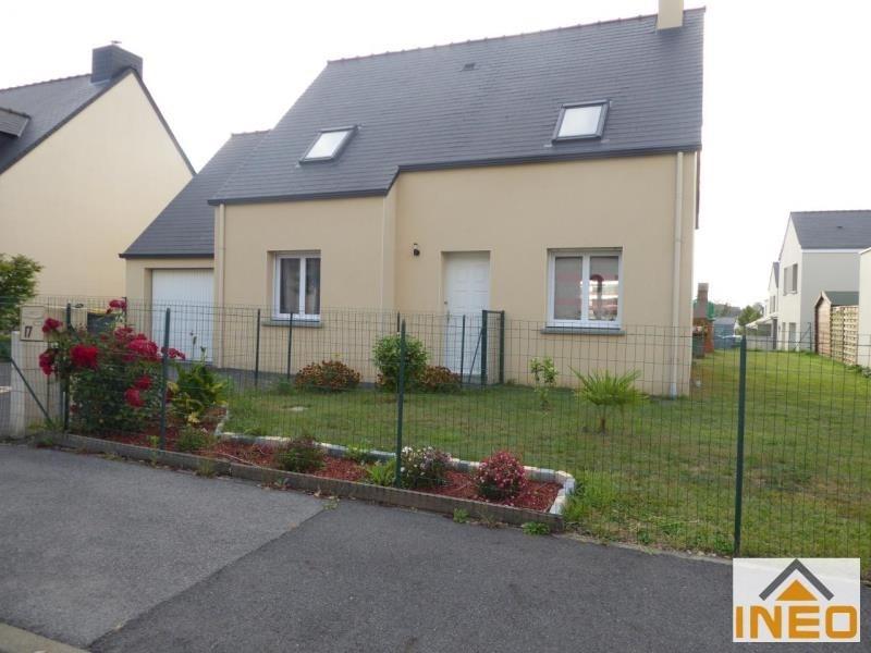 Vente maison / villa Geveze 244400€ - Photo 8