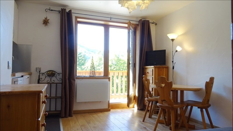 Vente appartement Meribel village 120 000€ - Photo 1