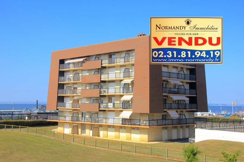 Vente appartement Villers sur mer 75 900€ - Photo 1