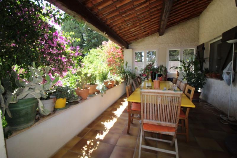 Immobile residenziali di prestigio casa La londe les maures 590400€ - Fotografia 3
