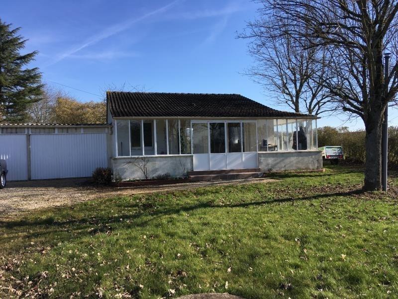 Sale house / villa Vendôme 111000€ - Picture 1