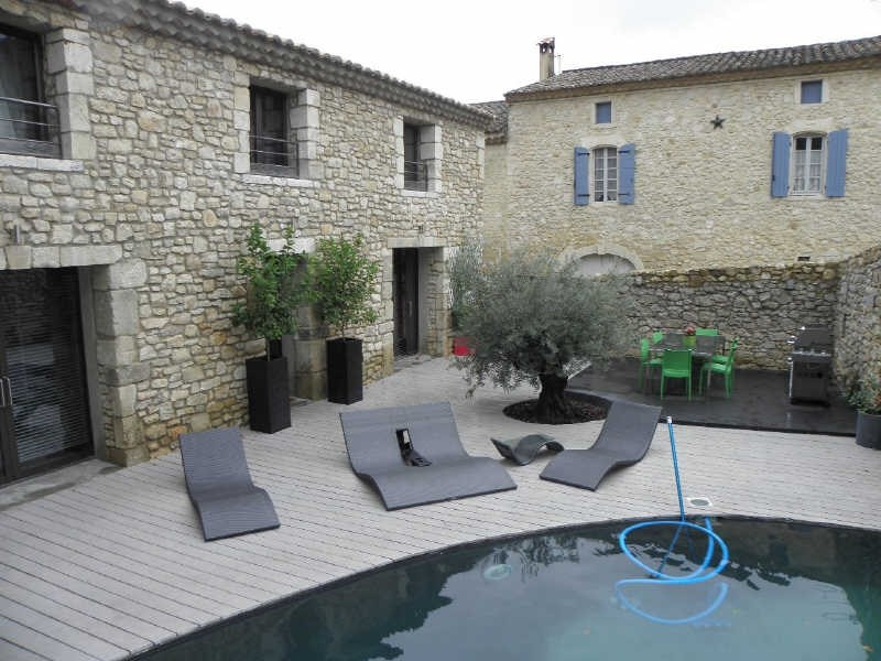 Deluxe sale house / villa Uzes 510 000€ - Picture 9