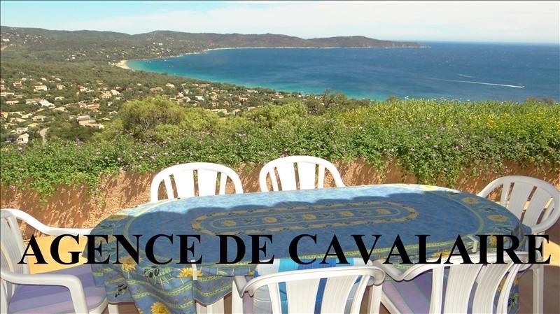 Vente de prestige maison / villa Cavalaire sur mer 1076250€ - Photo 1