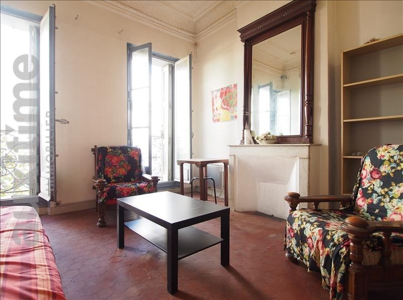 Sale apartment Marseille 2ème 83000€ - Picture 1