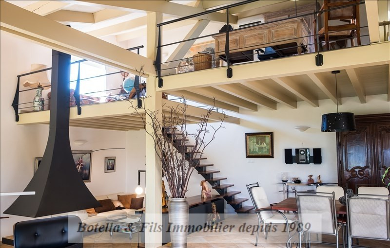 Vente de prestige maison / villa Goudargues 598000€ - Photo 3