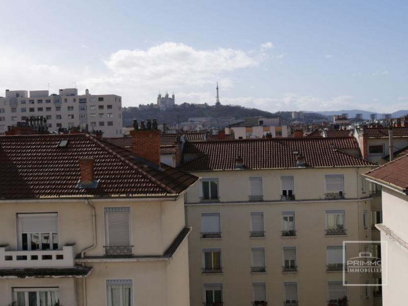 Location appartement Lyon 6ème 1140€ CC - Photo 1