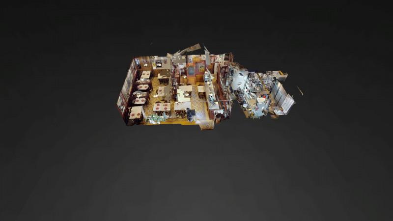 Commercial property sale shop Paris 6ème 350000€ - Picture 3