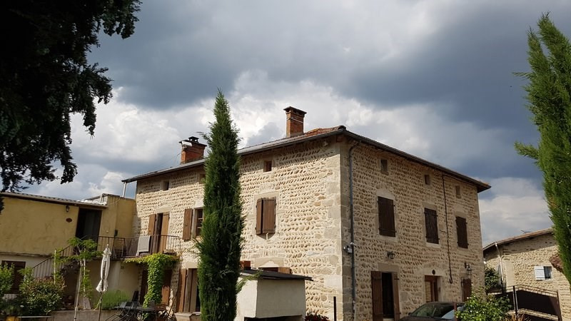 Sale house / villa Chateauneuf de galaure 430000€ - Picture 12