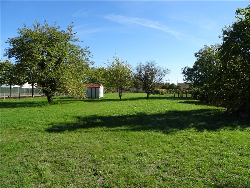 Sale site Chantenay st imbert 18 500€ - Picture 1
