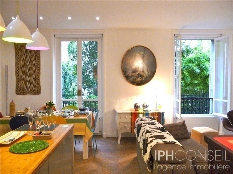 Sale apartment Neuilly sur seine 710000€ - Picture 2