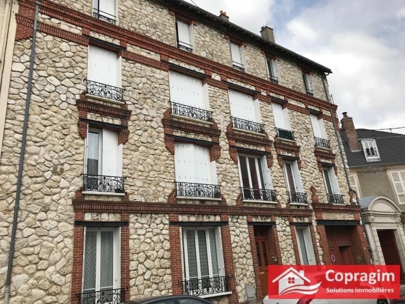 Vente appartement Montereau fault yonne 123050€ - Photo 1