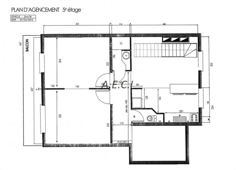 Deluxe sale apartment Asnières-sur-seine 680000€ - Picture 10