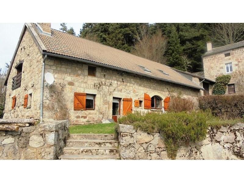 Sale house / villa Le chambon sur lignon 316000€ - Picture 1