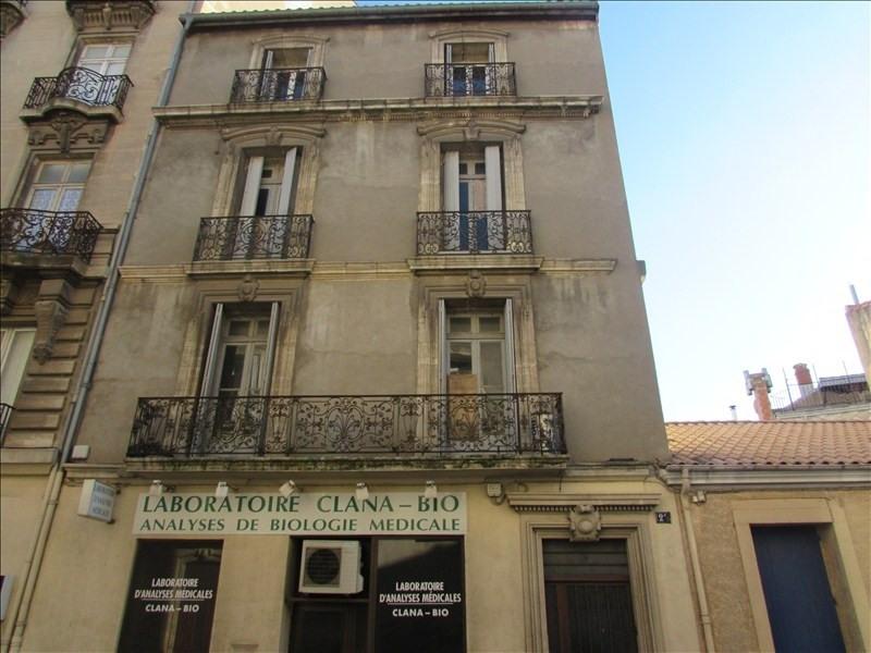 Vente immeuble Beziers 320000€ - Photo 1