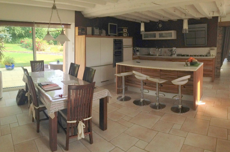 Vente maison / villa Meslay du maine 303 880€ - Photo 3