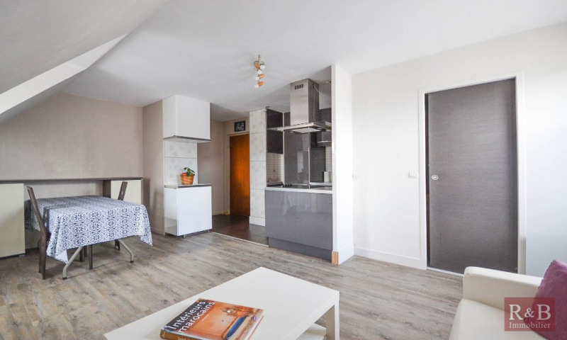 Vente appartement Les clayes sous bois 124000€ - Photo 4