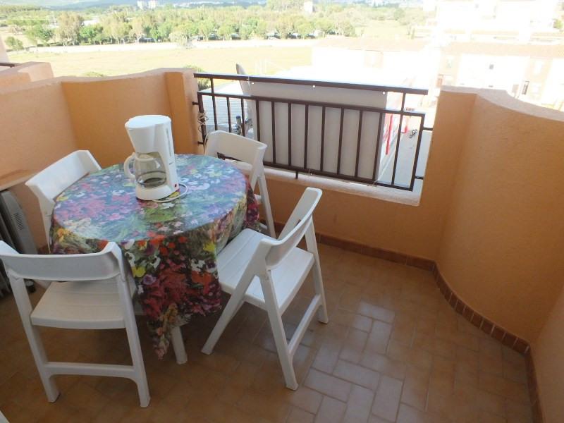 Alquiler vacaciones  apartamento Roses-santa margarita 272€ - Fotografía 5
