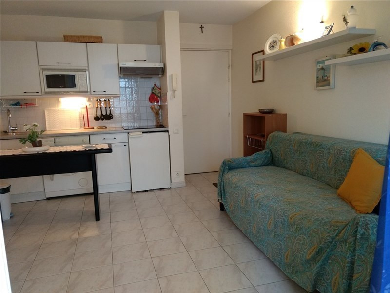 Vendita appartamento Le golfe juan 170000€ - Fotografia 2