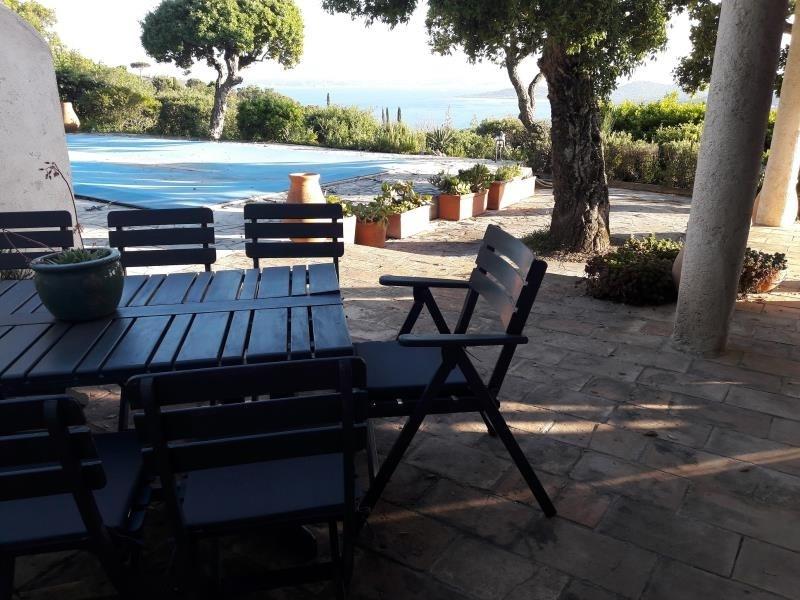 Rental house / villa Les issambres 1400€ CC - Picture 2