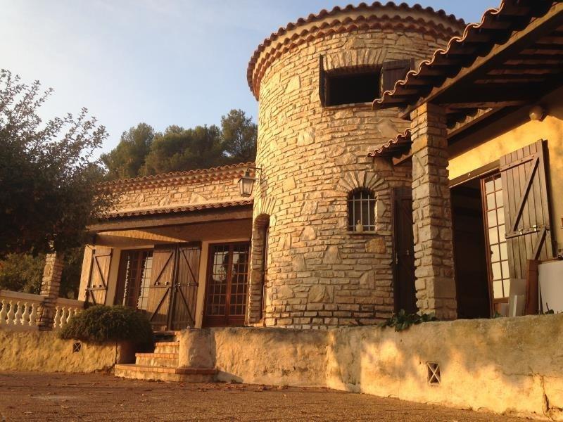 Location maison / villa Bouc bel air 1950€ CC - Photo 1