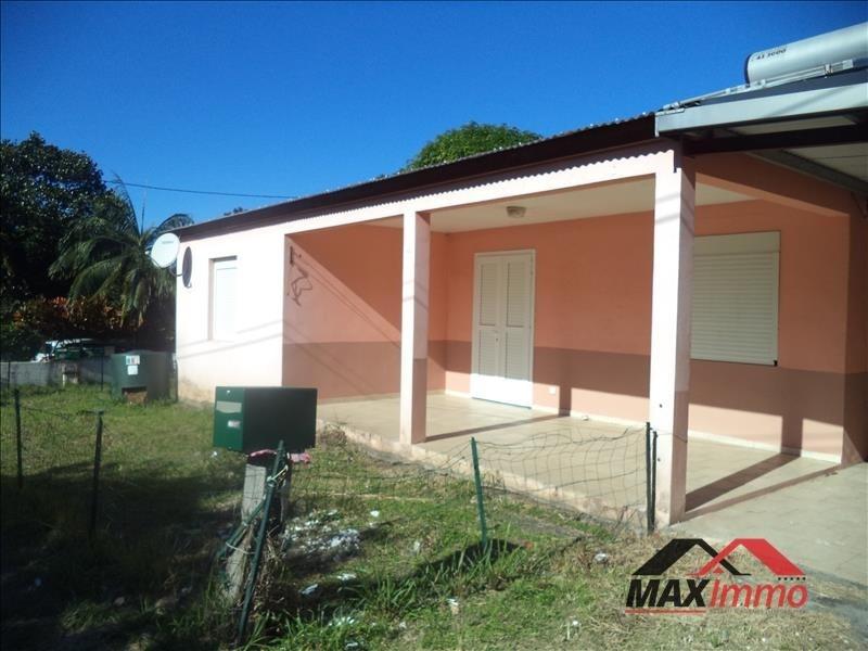 Vente maison / villa Ste anne 209000€ - Photo 1