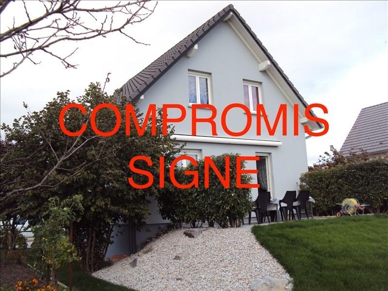 Sale house / villa Rumersheim le haut 270000€ - Picture 1