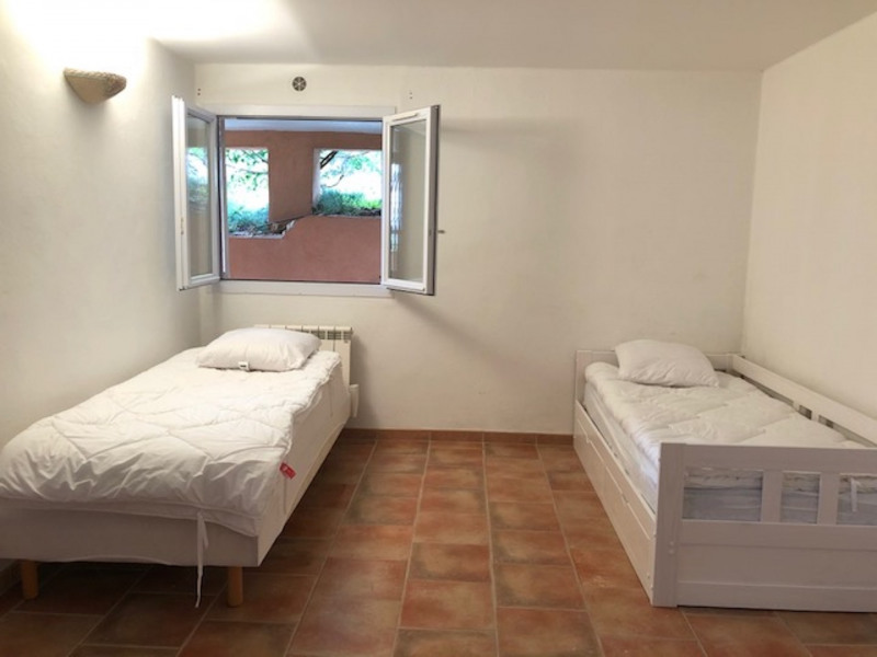 Vacation rental house / villa Les issambres 1 875€ - Picture 17