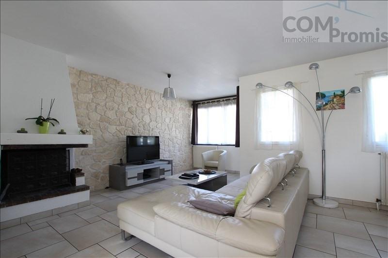 Sale house / villa La queue en brie 446900€ - Picture 2