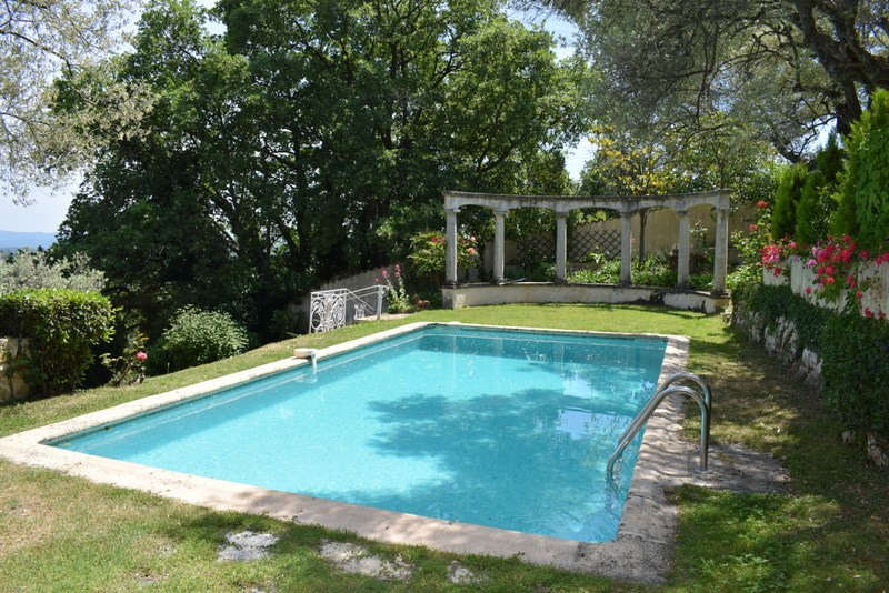 Deluxe sale house / villa Fayence 997000€ - Picture 1