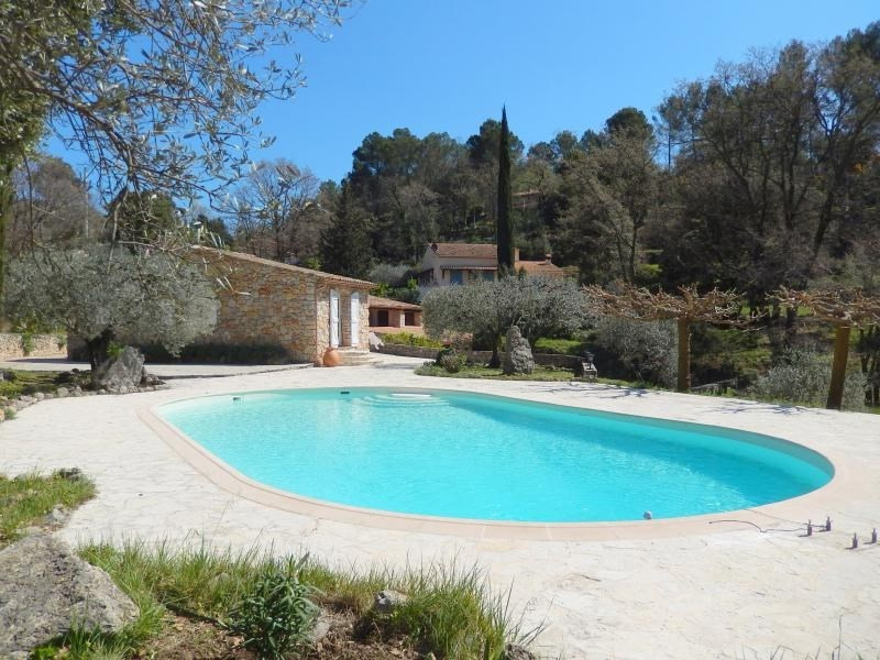 Deluxe sale house / villa Callas 698 000€ - Picture 3